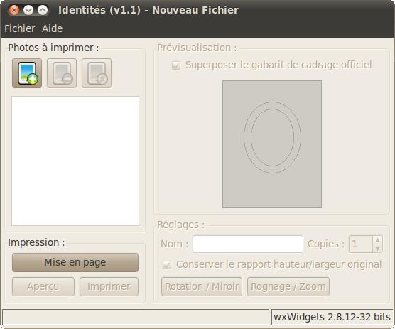 Identites - Ubuntu